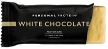 Personal Protein - Protein Bar - White chocolate