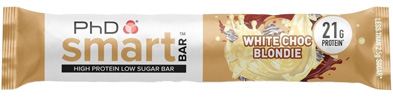 PhD Nutrition Smart Bar - White Chocolate Blondie