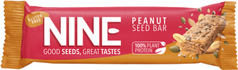 NINE Seed Bar - Peanut
