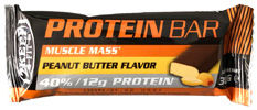 2KEEP - Action protein bar - Peanut butter