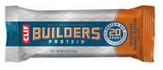 Clif Bar Builder's protein - Chocolate