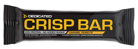Dedicated Nutrition Crisp bar - Chocolate Caramel