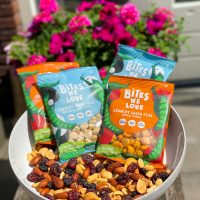 BitesWeLove - Crunchy Green Peas