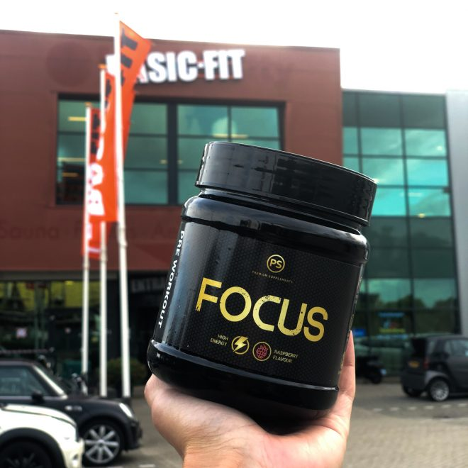 Focus Pre-workout - Premium Supplements