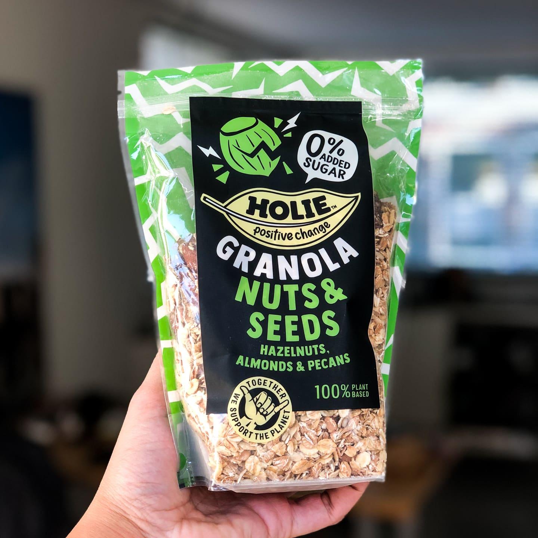 Holie Granola noten & zaden | Holie Foods