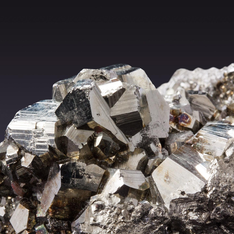 IJzer een sterk mineraal