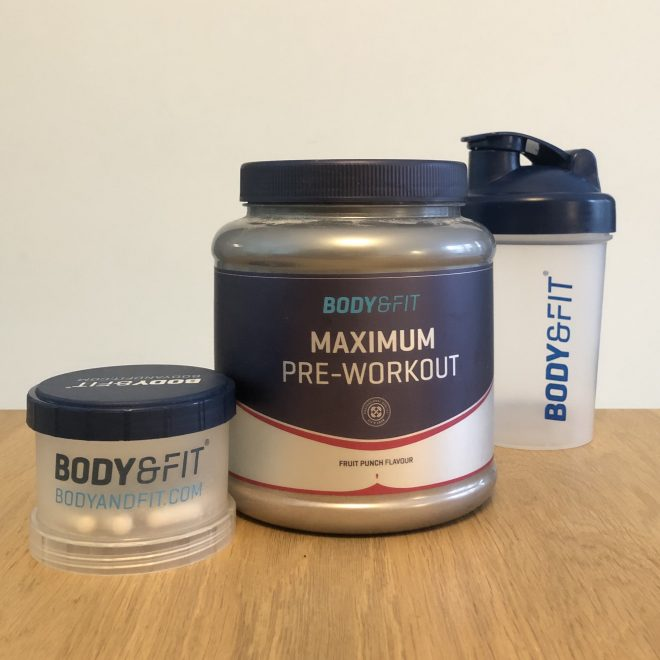 Body & Fit - Maximum pre-workout