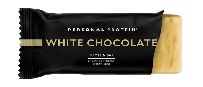 Personal Protein - Witte chocola eiwitreep