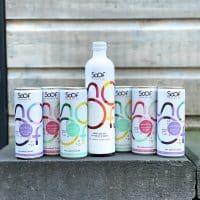 Soof Drinks - Siropen en Sparkling drinks