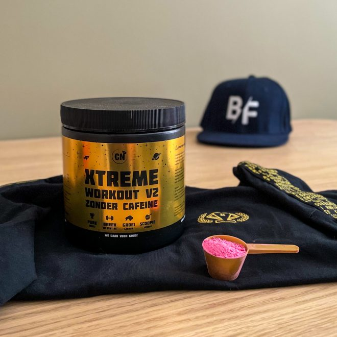 Xtreme Workout V2 - Zonder Cafeïne